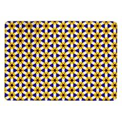 Cute Pretty Elegant Pattern Samsung Galaxy Tab 10.1  P7500 Flip Case