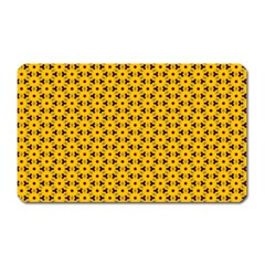 Cute Pretty Elegant Pattern Magnet (rectangular)