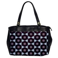 Cute Pretty Elegant Pattern Oversize Office Handbag (one Side)