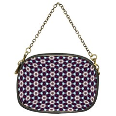 Cute Pretty Elegant Pattern Chain Purse (one Side)