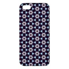 Cute Pretty Elegant Pattern Apple Iphone 5 Premium Hardshell Case