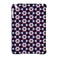 Cute Pretty Elegant Pattern Apple Ipad Mini Hardshell Case (compatible With Smart Cover)