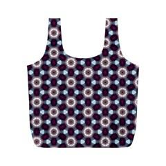 Cute Pretty Elegant Pattern Reusable Bag (m)