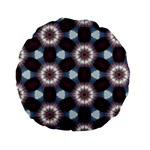 Cute Pretty Elegant Pattern 15  Premium Flano Round Cushion  Front