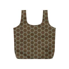 Cute Pretty Elegant Pattern Reusable Bag (S)