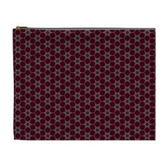 Cute Pretty Elegant Pattern Cosmetic Bag (xl)