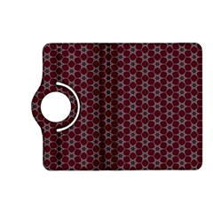 Cute Pretty Elegant Pattern Kindle Fire Hd (2013) Flip 360 Case