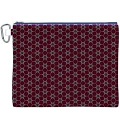 Cute Pretty Elegant Pattern Canvas Cosmetic Bag (XXXL)