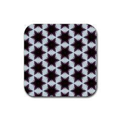 Cute Pretty Elegant Pattern Drink Coaster (square)