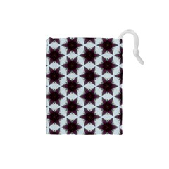 Cute Pretty Elegant Pattern Drawstring Pouch (Small)
