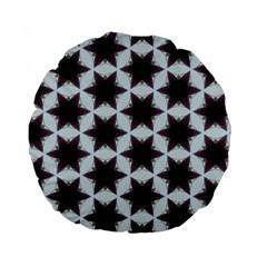 Cute Pretty Elegant Pattern 15  Premium Flano Round Cushion