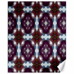 Cute Pretty Elegant Pattern Canvas 16  X 20  (unframed)