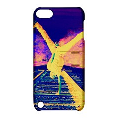Yt1 Apple Ipod Touch 5 Hardshell Case With Stand