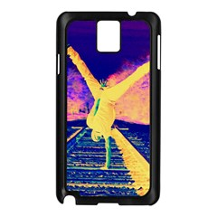 Yt1 Samsung Galaxy Note 3 N9005 Case (Black)
