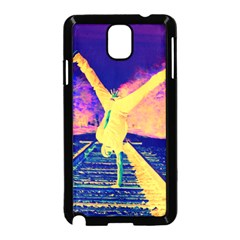 Yt1 Samsung Galaxy Note 3 Neo Hardshell Case (Black)