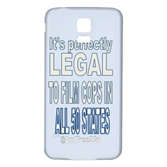 Picture7 Samsung Galaxy S5 Back Case (White)