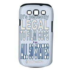 Icanfilmthis Samsung Galaxy S Iii Classic Hardshell Case (pc+silicone)