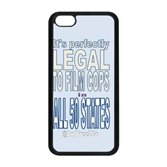 Icanfilmthis Apple iPhone 5C Seamless Case (Black)