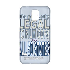 Icanfilmthis Samsung Galaxy S5 Hardshell Case