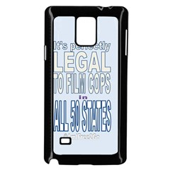 Icanfilmthis Samsung Galaxy Note 4 Case (Black)