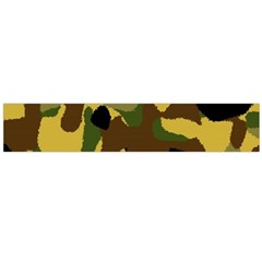 Camo Pattern  Flano Scarf (large)