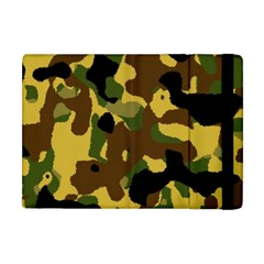 Camo Pattern  Apple Ipad Mini Flip Case