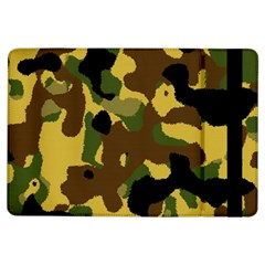 Camo Pattern  Apple iPad Air Flip Case