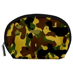 Camo Pattern  Accessory Pouch (Large)