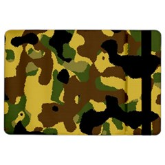 Camo Pattern  Apple Ipad Air 2 Flip Case