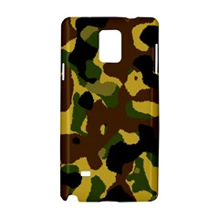 Camo Pattern  Samsung Galaxy Note 4 Hardshell Case