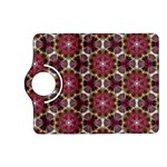 Cute Pretty Elegant Pattern Kindle Fire HD (2013) Flip 360 Case Front