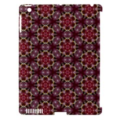 Cute Pretty Elegant Pattern Apple Ipad 3/4 Hardshell Case (compatible With Smart Cover)
