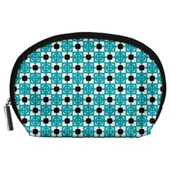 Cute Pretty Elegant Pattern Accessory Pouch (Large)