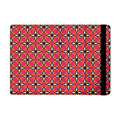 Cute Pretty Elegant Pattern Apple Ipad Mini 2 Flip Case