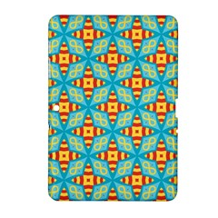 Cute Pretty Elegant Pattern Samsung Galaxy Tab 2 (10 1 ) P5100 Hardshell Case