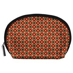 Cute Pretty Elegant Pattern Accessory Pouch (Large)