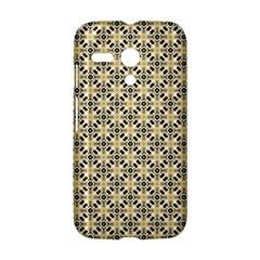 Cute Pretty Elegant Pattern Motorola Moto G Hardshell Case