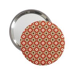 Cute Pretty Elegant Pattern Handbag Mirror (2 25 )