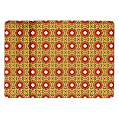 Cute Pretty Elegant Pattern Samsung Galaxy Tab 10 1  P7500 Flip Case