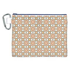 Cute Pretty Elegant Pattern Canvas Cosmetic Bag (XXL)