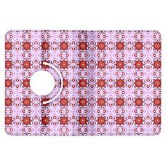 Cute Pretty Elegant Pattern Kindle Fire HDX Flip 360 Case
