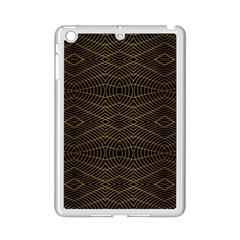 Futuristic Geometric Design Apple Ipad Mini 2 Case (white)
