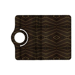 Futuristic Geometric Design Kindle Fire Hd (2013) Flip 360 Case