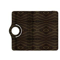 Futuristic Geometric Design Kindle Fire HDX 8.9  Flip 360 Case