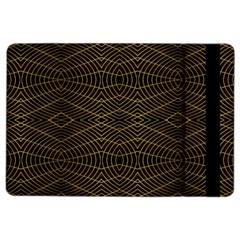 Futuristic Geometric Design Apple iPad Air 2 Flip Case
