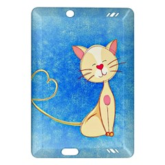cute cat Kindle Fire HD (2013) Hardshell Case