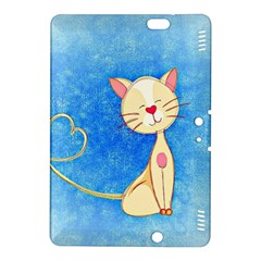 cute cat Kindle Fire HDX 8.9  Hardshell Case