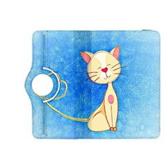 Cute Cat Kindle Fire Hdx 8 9  Flip 360 Case