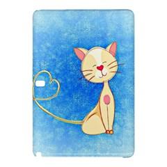Cute Cat Samsung Galaxy Tab Pro 12 2 Hardshell Case