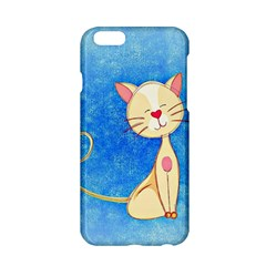 Cute Cat Apple Iphone 6 Hardshell Case
